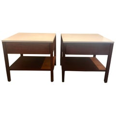 Florence Knoll Nightstands End-Tables, Knoll, 1959