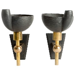 Pair of Spanish Sconces