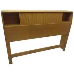 Heywood Wakefield Encore Storage Headboard Full Bed