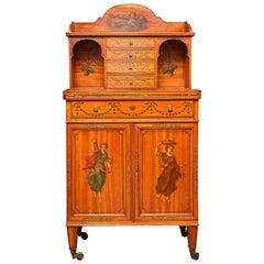 Fine 19th Century Adam Style Lady's Desk