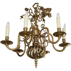 18th Century Swedish Chandelier