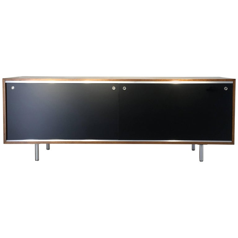 Long Credenza by George Nelson for Herman Miller