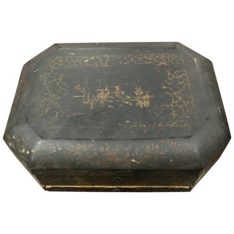 1900s Chinoiserie Box