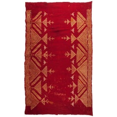 Early 20th Century Phulkari from Punjab