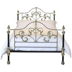 Bespoke Brass and Iron Tangier Bed - Tangier 1