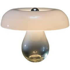Murano Glass Table Lamp Attributed to VeArt