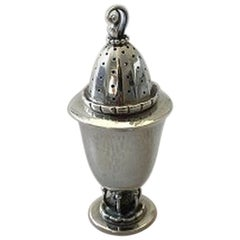 Georg Jensen Sterling Silver Pepper Shaker #236