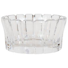 Vintage Crystal Bowl by Orrefors, Sweden