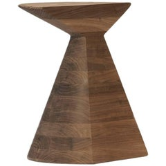 Ban Stool in Walnut Hardwood