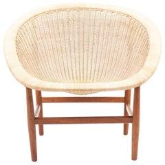 Lounge Chair by Nanna & Joergen Ditzel