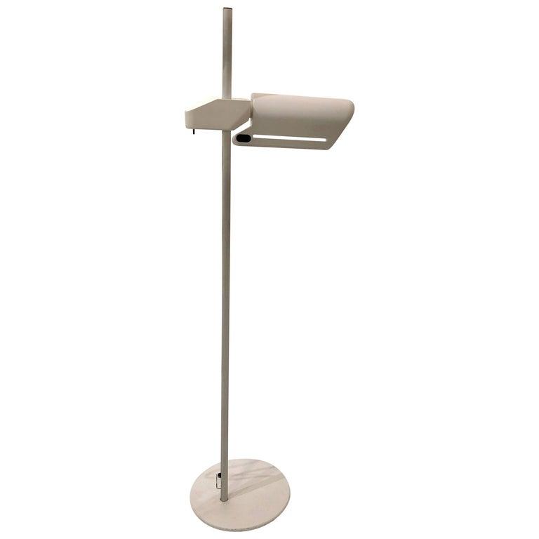1981 Arteluce Floor Lamp Designed by Bruno Gecchelin For Sale