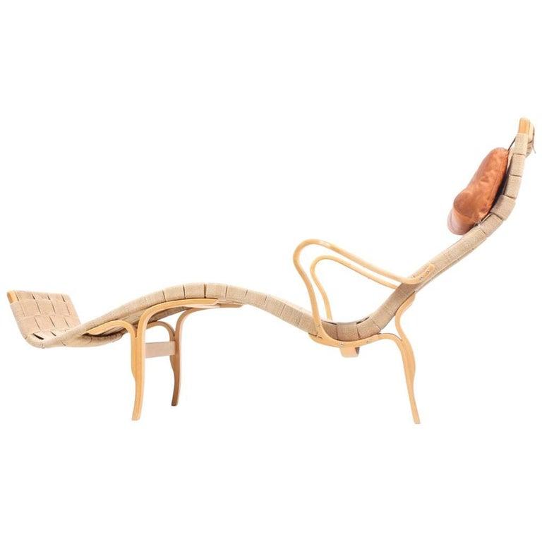 Bruno Mathsson Lounge Chair Model Pernilla 3