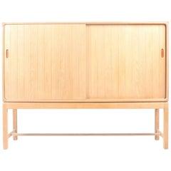 Cabinet in Solid Oak by Kurt Ostervig