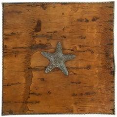 Maitland-Smith Acacia Wood Box