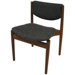 1960s Finn Juhl Model 197 Teak Dining Chair, Denmark