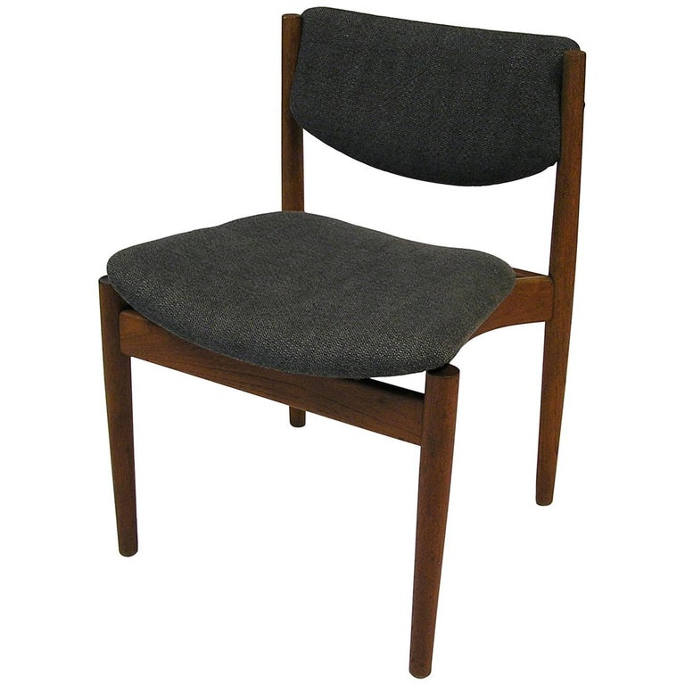 1960s Finn Juhl Model 197 Teak Dining Chair, Denmark