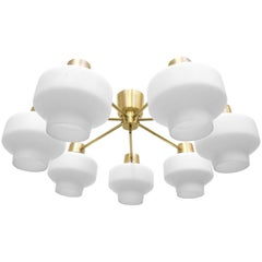 Swedish Chandelier by ASEA, 1950s