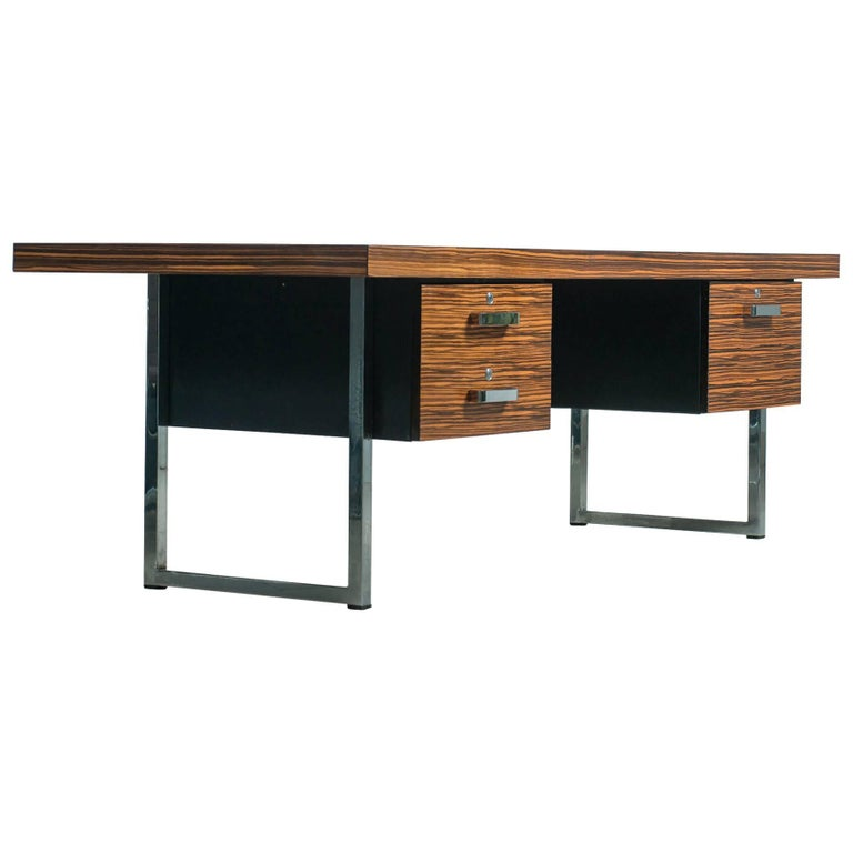 1960s Rosewood Executive Desk by Gordon Russell Ltd