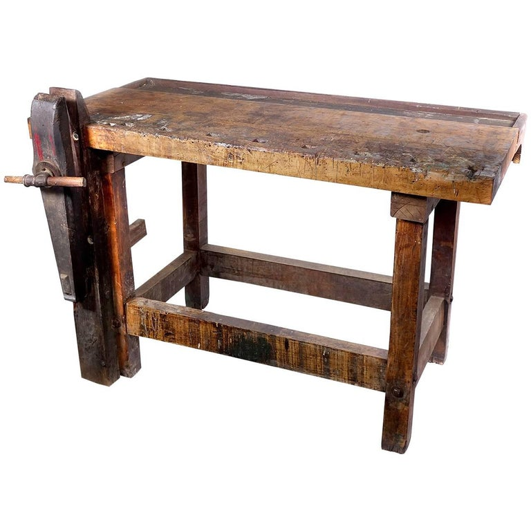 Early Carpenters Workbench