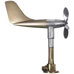 Large Airplane Shaped Wind Indicator