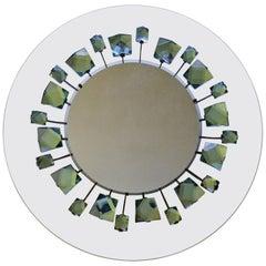 Max Ingrand Illuminated Mirror for Fontana Arte