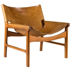 Scandinavian Easy Chair Model 103 Designed by Illum Wikkelsø