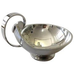 Georg Jensen Sterling Silver Bowl by Jorgen Jensen #831