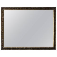 Very Large 18th Century Faux Tortoiseshell Frame