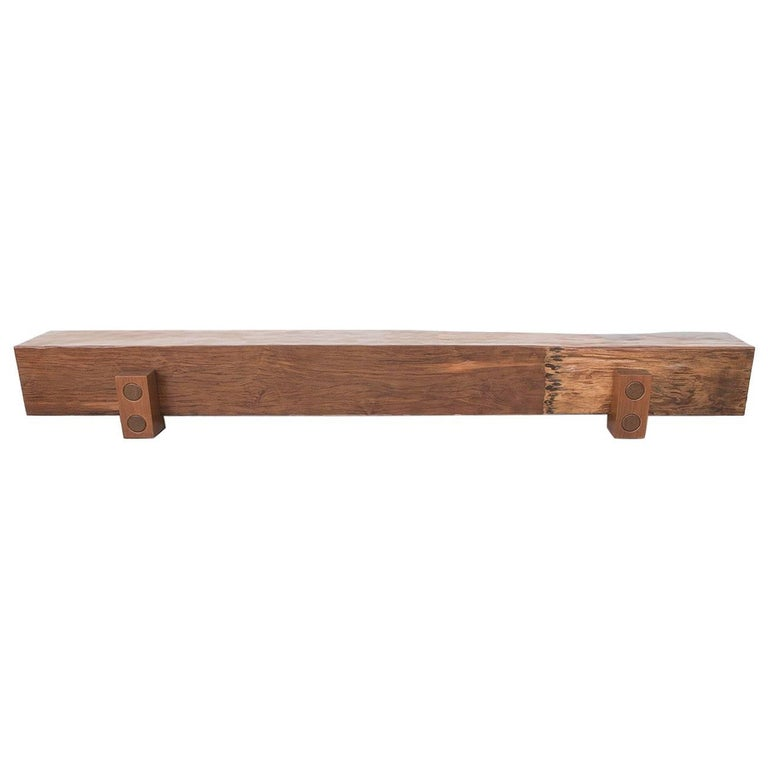 """Viga"" Bench, Zanini de Zanine, Brazilian Contemporary Design, Single Edition"