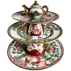 Tea Candy Stand