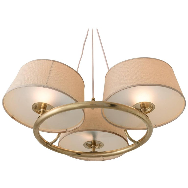Paavo Tynell Chandelier, circa 1950