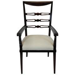 Fine Armchairs by Paolo Buffa