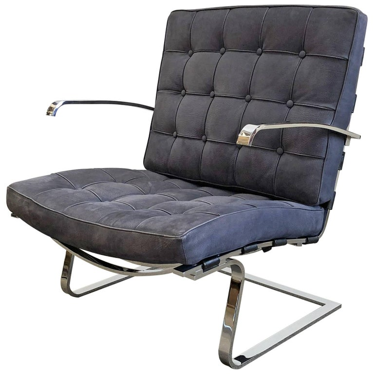 lilly reich furniture. Tugendhat Chair Designed By Mies Van Der Rohe And Lilly Reich For Sale Furniture L