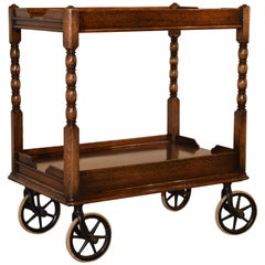 19th Century English Drinks Cart