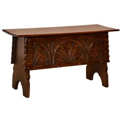 19th Century Lift Top Bench