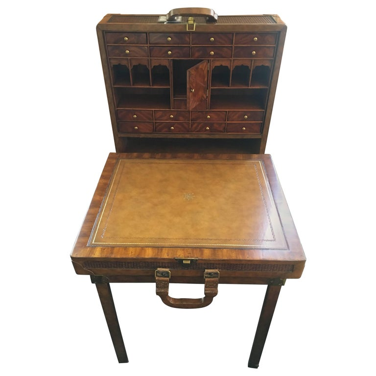 20th Century Exceptional Writing Desk by Provasi