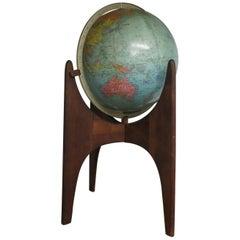 Vintage Adian Pearsal Globe
