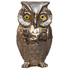 Owl Ice Bucket for Freddo Therm Glass Eyes