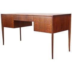 Walnut Desk by T.H. Robsjohn-Gibbings