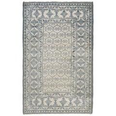Antique Indian Cotton Agra Rug