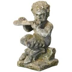 Cast Stone Pan