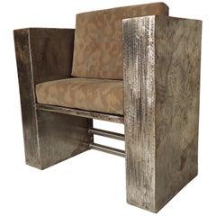 Industrial Paul Evans Style Chair