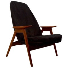 Lounge Chair by Langlos Fabrikker AS Stranda Norway for Westnofa