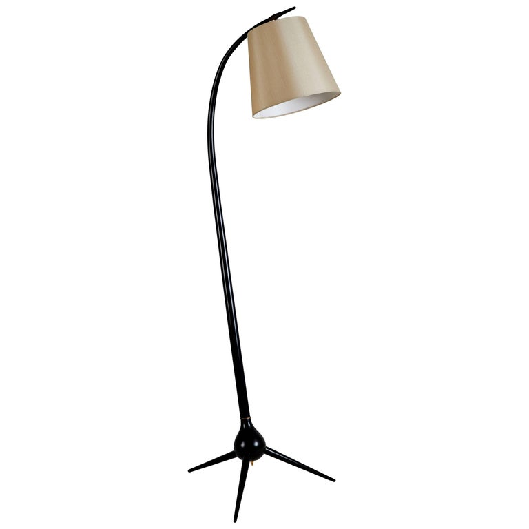 """Bridge"" Floor Lamp by Severin Hansen Jr."