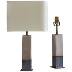Box Column Table Lamp