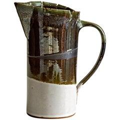 Ceramic Pitcher by Dumais Made