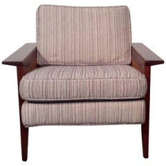 Unique and Restored Mid-Century Modern Chair by Iconic Galloways of Tampa