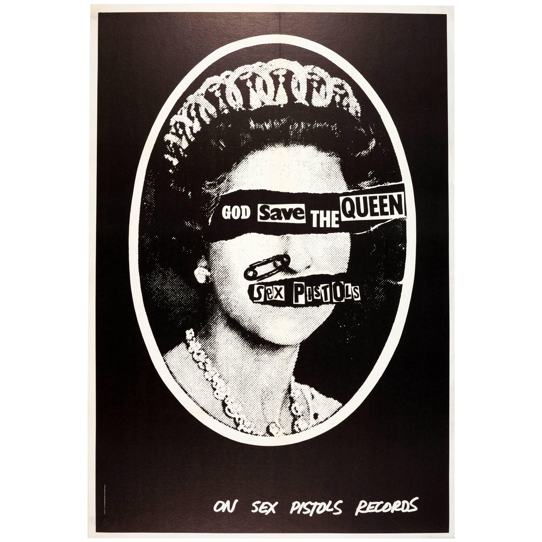 Sex pistols - god save the queen galleries 637