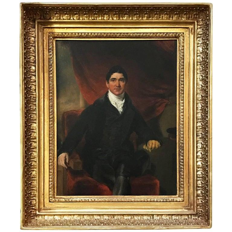 Henry Wyatt Portrait of William Gell