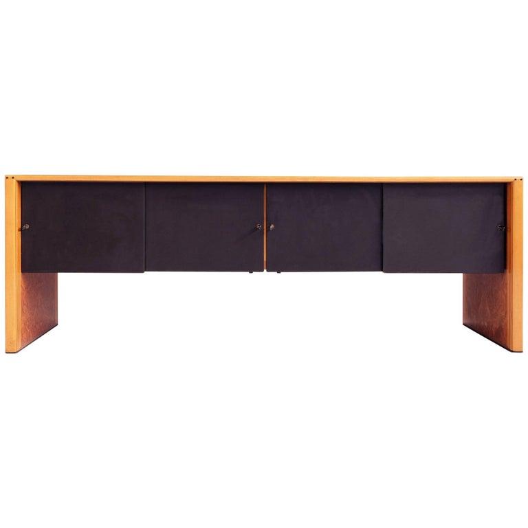 Afra & Tobia Scarpa, Luxurious Sideboard Mod. Artona for Maxalto